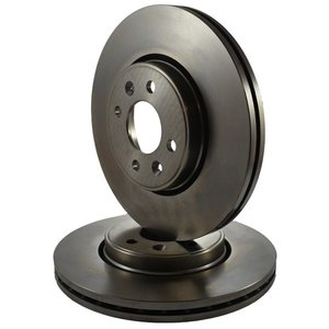 Спирачни дискове N група предни 283x22mm PSA 306 S16 BV6 / Citroen ZX 16 V